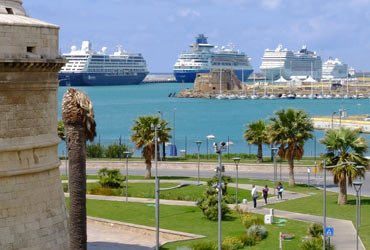 Chauffeur Service from and to Civitavecchia Port